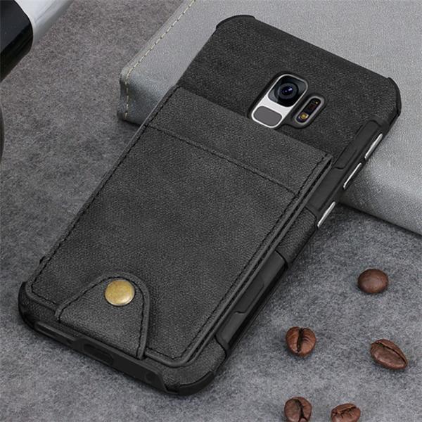 Samsung Galaxy S9 ケース S9 Plus カバー s9+ galaxyS9ケース/カバー 便利 カード収納 カード ギャラクシーS9ケース ギャラクシー S9 ケース 耐衝撃|goen-yahuu-ten|05