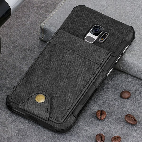 Samsung Galaxy S9 ケース S9 Plus カバー s9+ galaxyS9ケース/カバー 便利 カード収納 カード ギャラクシーS9ケース ギャラクシー S9 ケース 耐衝撃|goen-yahuu-ten|09