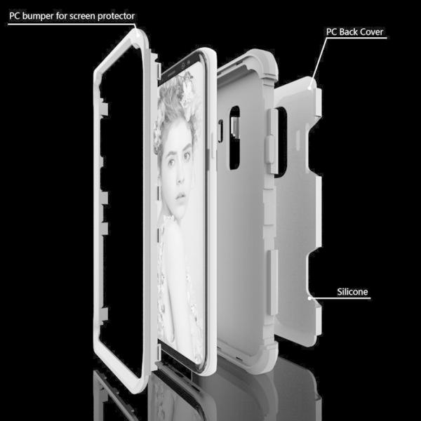 Galaxy ギャラクシー S9 s9 plus Note8 S8 ケース カバー 耐衝撃 goen-yahuu-ten 04