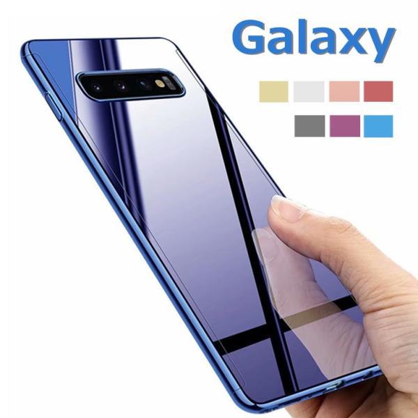 Galaxy S10+ S10 Plus ケース Galaxy S10e カバー PC素材 軽量 スリム Note9 保護ケース おしゃれ 薄型 上品 Galaxy S9+ S9 Plus スマホケース goen-yahuu-ten