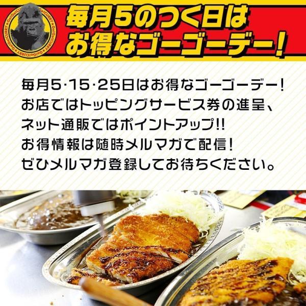 ゴーゴーカレー レトルト 中辛 & 金澤プレミアムビーフカレー 3食 セット メール便|gogo-curry|07