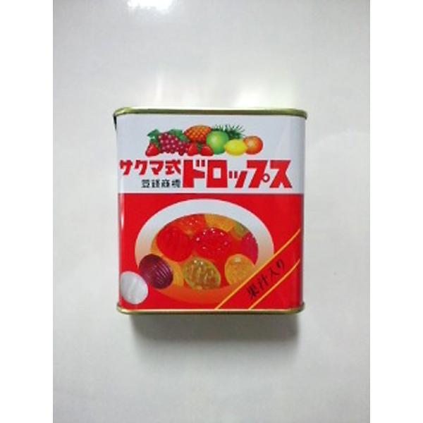 佐久間製菓 サクマ式ドロップス