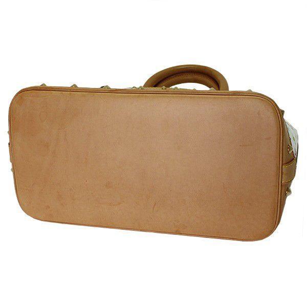 ルイヴィトン マルチカラー ハンドバッグ アルマ ブロン M92647 28343