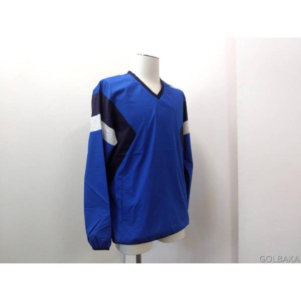 【21F】【新品】 スリクソンbyデサント ブルゾン RGMSJK01 カラー:ブルー【ゴルフウェア】【メンズ】【秋冬ウェア】【w10】【P10】