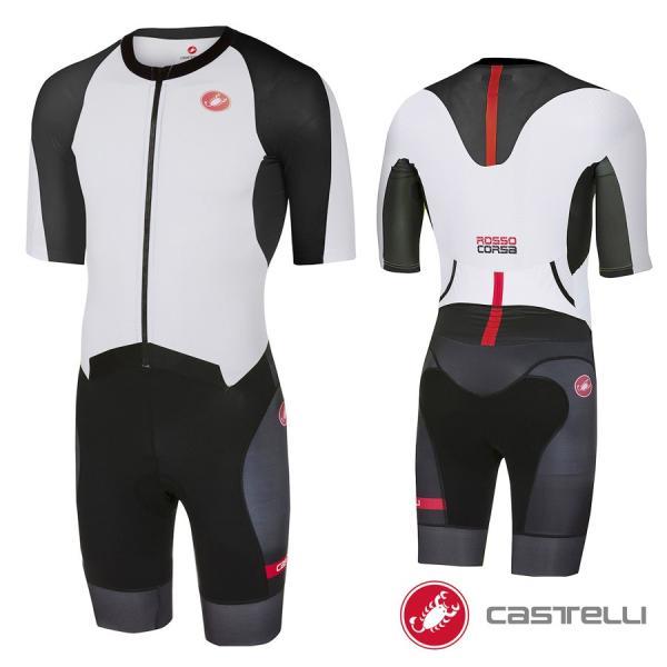 Castelli(カステリ) トライアスロンスーツ/トライスーツ(ALL OUT SPEED SUIT)|golazo
