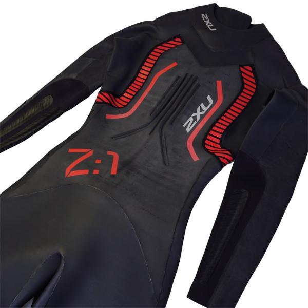 2XU(ツー・タイムズ・ユー) メンズ Z:1 トライアスロン ウエットスーツ MW2514C 【レビューでプレゼント対象商品】【アウトレット対象:返品交換不可】|golazo|02