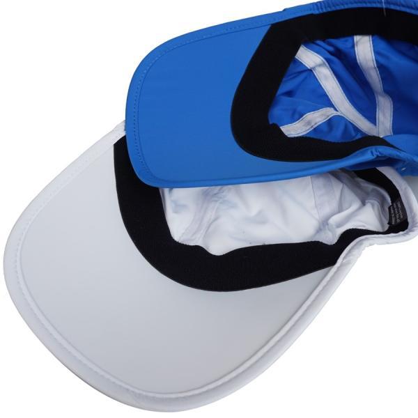 2XU ユニセックス RUN CAP ランキャップ|golazo|06
