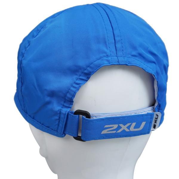 2XU ユニセックス RUN CAP ランキャップ|golazo|07