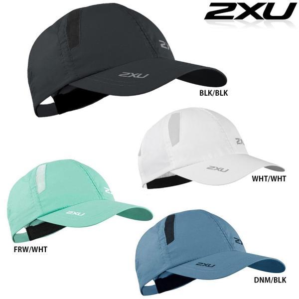 2XU ユニセックス RUN CAP ランキャップ golazo