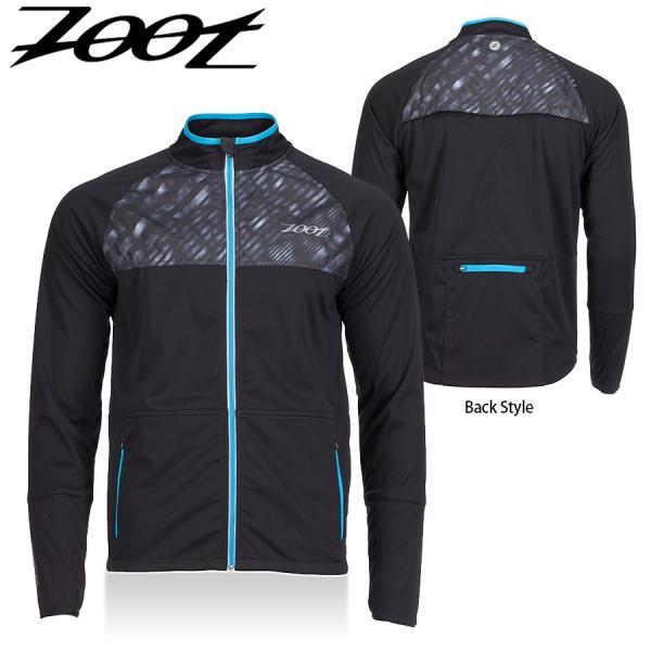 Zoot(ズート) メンズ SPIN DRIFT SOFTSHELL JACKET(ソフトシェルジャケット)ランニングジャケット|golazo