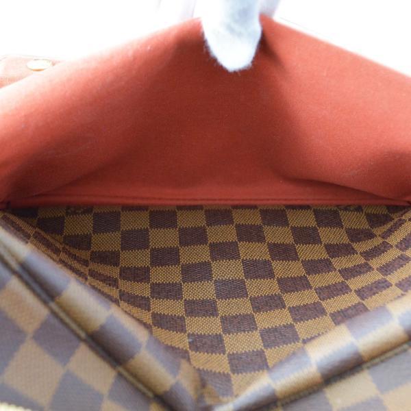 ルイ ヴィトン ナヴィグリオ ショルダーバッグ メンズ ダミエキャンバス エベヌ N45255 中古 送料無料 LOUIS VUITTON|goldeco|10