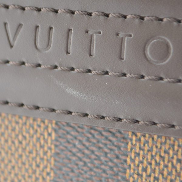 ルイ ヴィトン ノリータ ハンドバッグ レディース ダミエキャンバス ブラウン N41455   LOUIS VUITTON