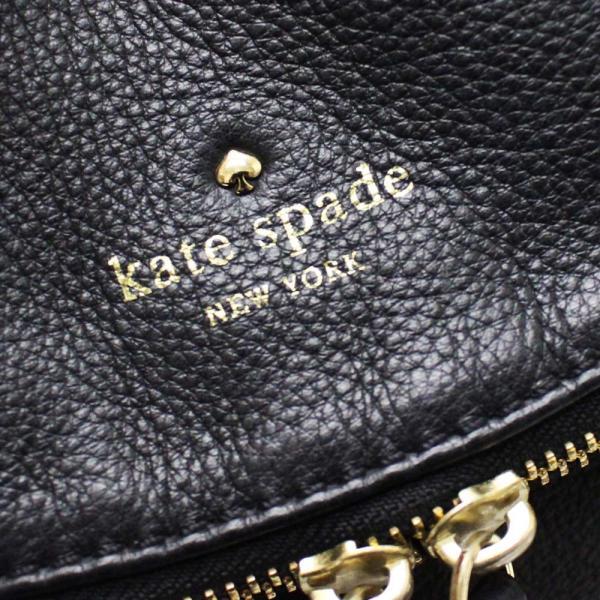 ケイトスペード 2WAYショルダー 斜め掛け ハンドバッグ レディース レザー ブラック PXRU2483   Kate Spade