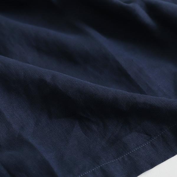 ORCIVAL オーシバル リネンクロス ギャザースカート RC-5061 YLM レディース|golden-state|13