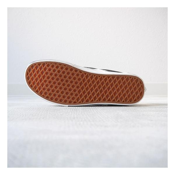 [最大2,000円クーポン発行中 9/22(金)12:59終了] バンズ チェック スリッポン VANS GZM チェッカーフラッグ  柄 ビンテージ 靴|golden-state|03