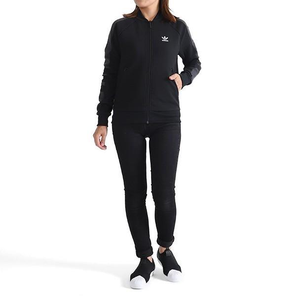 [SALE 50%OFF] adidas アディダスオリジナルス トラックトップ DH4194 スウェットジャージ レディース|golden-state|02