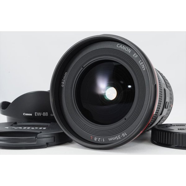 Canon EF 16-35mm F2.8 L II USM(AB:美品)