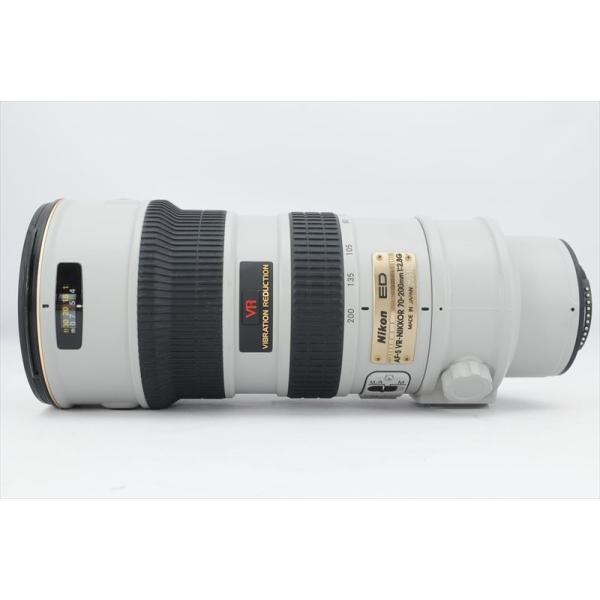 Nikon AF-S 70-200mm F2.8 G ED VR(AB:美品)