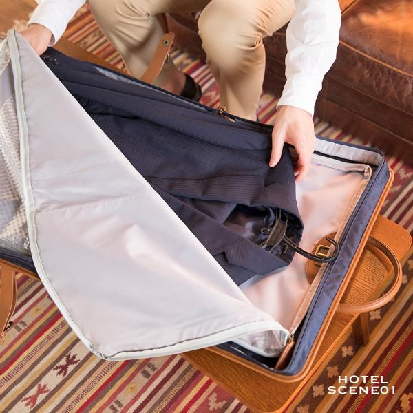 ガーメントバッグ メンズ スーツ バッグ 出張 ビジネス ガーメントケース ガーメント メンズ レディース 綺麗 GA1902 GOLDMEN goldmen 14