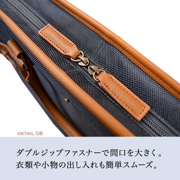 ガーメントバッグ メンズ スーツ バッグ 出張 ビジネス ガーメントケース ガーメント メンズ レディース 綺麗 GA1902 GOLDMEN goldmen 10