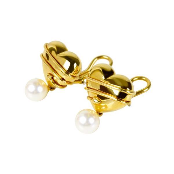 quality design 7d510 2a924 ティファニー イヤリング イヤリング Tiffany&Co. パール ...