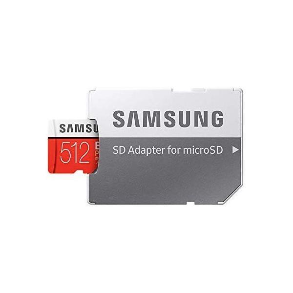 Samsung microSD カード 512GB EVO Plus Class10 UHS-I対応 (最大転送速度95MB/s) MB-M|goldriver