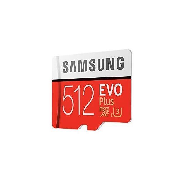 Samsung microSD カード 512GB EVO Plus Class10 UHS-I対応 (最大転送速度95MB/s) MB-M|goldriver|05