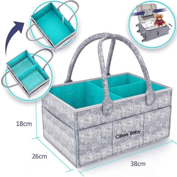 おむつストッカー より丈夫より安心 オムツ収納ケース 折りたたみ 収納ボックス ベビー用品収納バッグ オムツストッカー 赤ちゃん おもちゃ goldriver