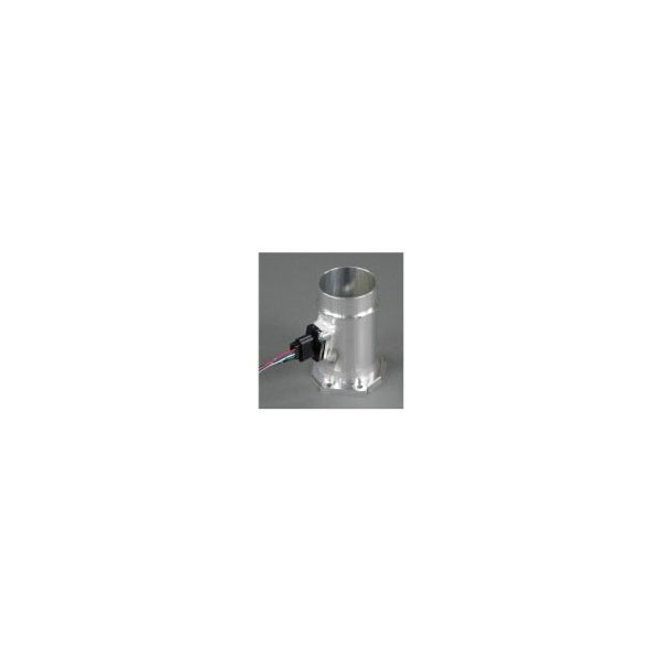 HPI R35エアフロアダプター アルミパイプ&ハーネスセット RB26 エアフロタイプ BCNR33/BNR34 HPAFAD-RB26HBK ブラックアルマイト 1セット|goldrush-store|02