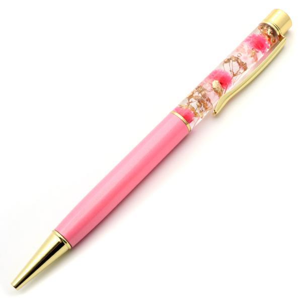 ハーバリウム ボールペン 太さ1.0mm 専用ケース付 花 フラワー|goldstone|04
