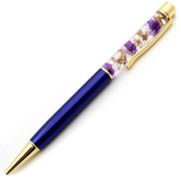 ハーバリウム ボールペン 太さ1.0mm 専用ケース付 花 フラワー|goldstone|06