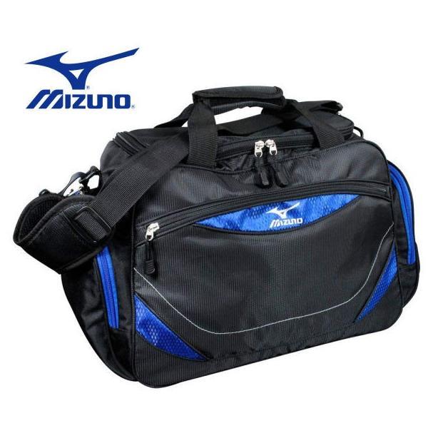 MIZUNO(ミズノ) ボストンバッグ 2気室シューズポケット付きゴルフバッグ 45BO80937