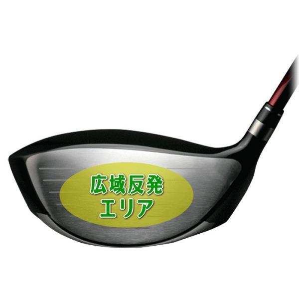 パワービルト サイテーション DH510 高反発 チタンドライバー golf-club 04