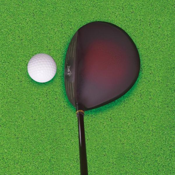 ムツミホンマ MUTSUMI HONMA MH500X2 高反発 ドライバー 45.5インチ ロフト角10.5度  500cc チタン製ヘッド カーボンシャフト シニア向け ゴルフクラブ|golf-club|03