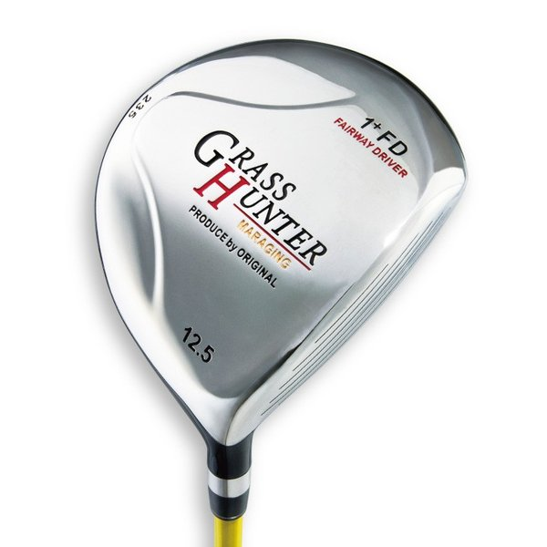 グラスハンター 1+FD フェアウェイドライバー golf-club 02