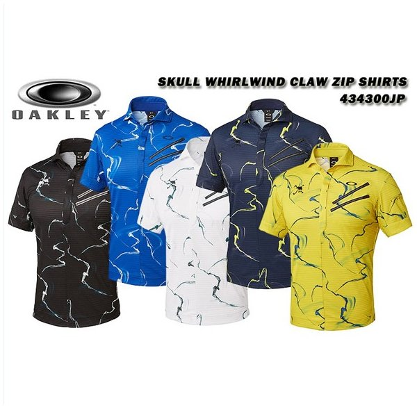bae35484 即納です!】【再入荷!】OAKLEY オークリー メンズ ゴルフウェア ...