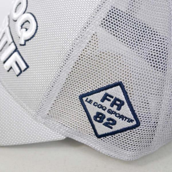 期間限定クーポン配布中 ルコック lecoq ゴルフ シャンブレーキャップ(FREE(57-59cm):メンズ) 2020春夏新作モデル|golf-suehiro|05