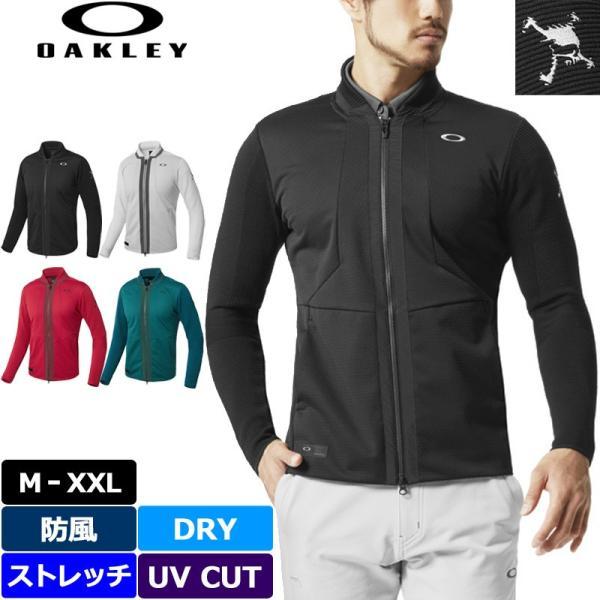オークリーOakleyゴルフウェアスカルメンズセータージャケットSkullMergedSweaterJacket4.041263