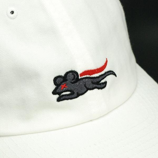 スコッティ キャメロン スーパーラット スローチキャップ アジャスタブル ホワイト フリーサイズ 011162【即日出荷】|golfaholics|03