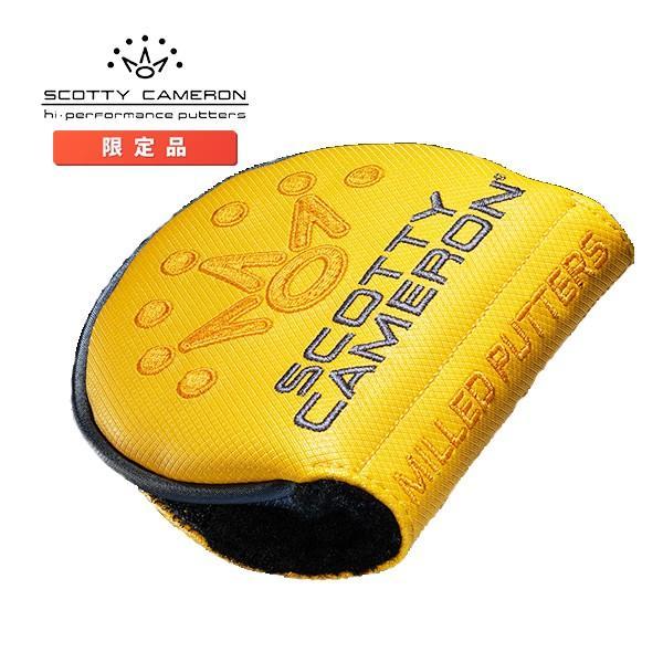 スコッティキャメロン ファントムX ヘッドカバー ミッドラウンド タイトリスト Scotty Cameron PhantomX 102105|golfaholics