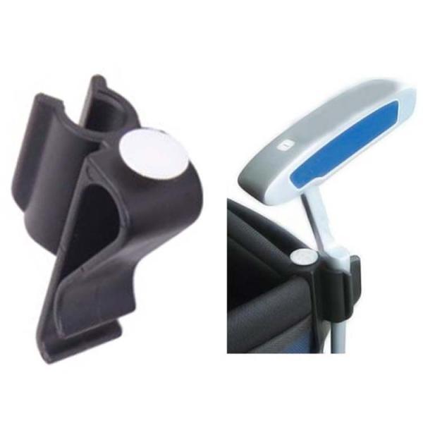 ゴルフボールマーカーパターホルダークラブクリップ235
