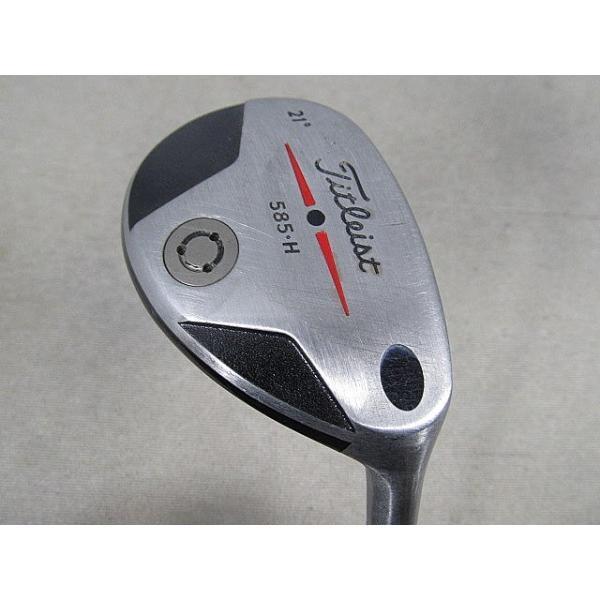 中古585 H ユーティリティー U NSプロ 100 21 S|golfkace02