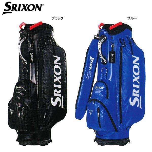 【17年AWモデル】 スリクソン メンズ キャディバッグ GGC-S134 (Men's) SRIXON ダンロップ DUNLOP|golfolympic