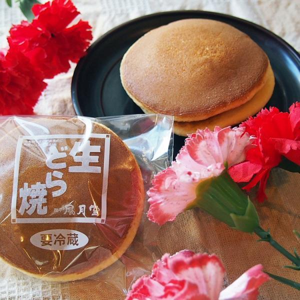 母の日スイーツギフト 横浜土産 ふわふわ横浜生ドラ焼6個入り ご贈答用化粧箱入り