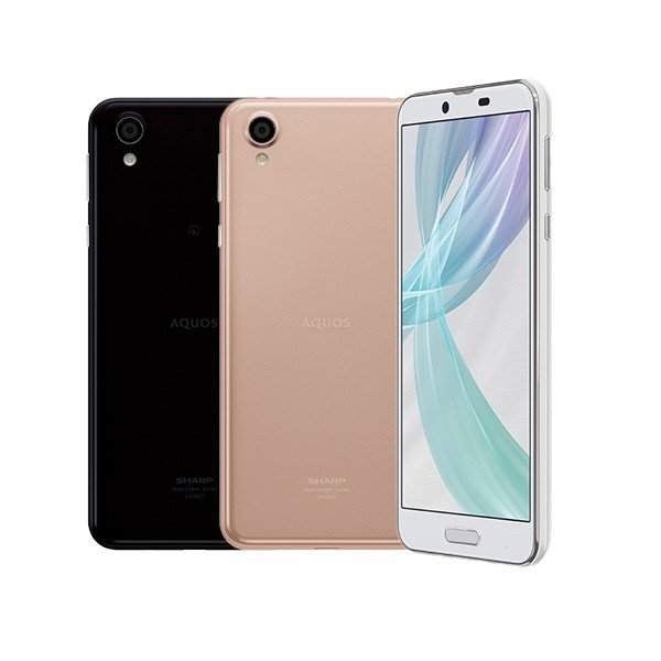 シャープ Aquos Sense Plus Sh-m07 ホワイト5.5インチ Simフリースマートフォン[メモリ 3gbストレージ 32gb] Sh-m07-w
