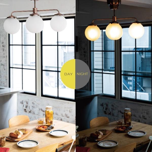 Giverny(ジベルニー)シーリングライト 照明 おしゃれ スチール ガラス アンティーク リビング ダイニング LED リモコン 送料無料 アンレック|goocafurniture|10