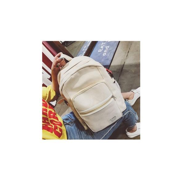 レディース バッグ リュクサック バッグパック 可愛い カジュアル 上品 キャンバス ママバッグ 無地 Good Clothes