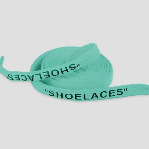 シューレース スニーカー 靴ひも 靴紐 OFF-WHITE NIKE adidas shoelaces 9色 Flat 左右セット|good-co|11