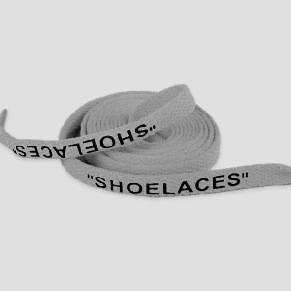 シューレース スニーカー 靴ひも 靴紐 OFF-WHITE NIKE adidas shoelaces 9色 Flat 左右セット|good-co|08