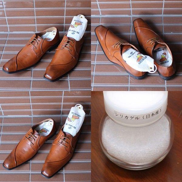 靴 乾燥剤 シリカゲル 繰り返し使える 脱臭 ビッグフレッシューズ ビジネスシューズ スニーカー ブーツ 革靴 日本製|good-s-plus|02